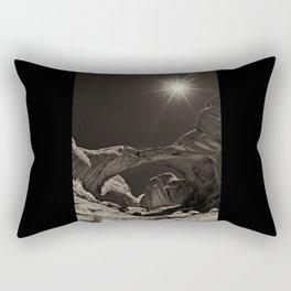 """Doubled"" Rectangular Pillow"