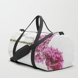 Tiny Vase Duffle Bag