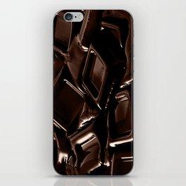 Mouth-melting Chocolate iPhone Skin