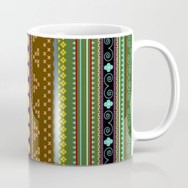 African texture Coffee Mug