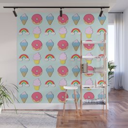 Happy Candyland Wall Mural