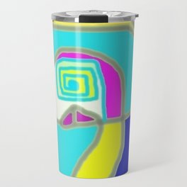 mechanical Travel Mug
