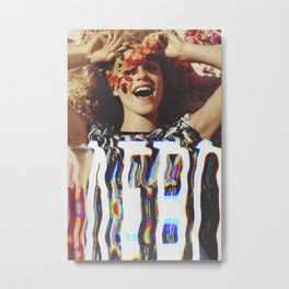 Teen Vogue #3 Metal Print