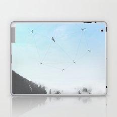 Fly Fly Away III Laptop & iPad Skin