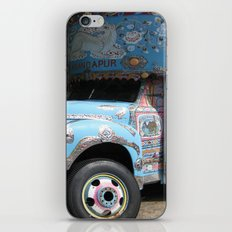 Unexpected Beauty iPhone & iPod Skin