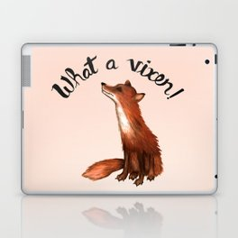 What a Vixen! Laptop & iPad Skin