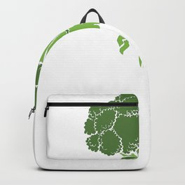Veggies Maybe Broccoli Doesn't Like You Either Backpack