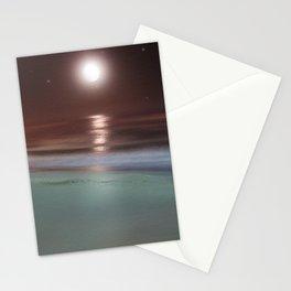 Moon Walk Stationery Cards