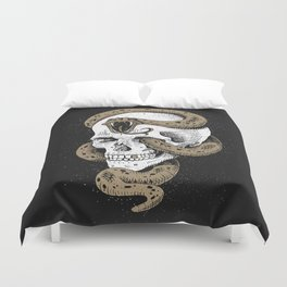 The Dark Mark of You-Know-Who Duvet Cover