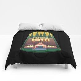 Mystery (S)hack Comforters