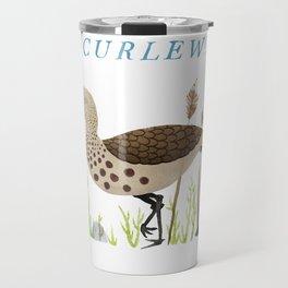Curlew Travel Mug
