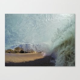 Aliso Ledge Canvas Print