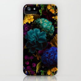Vintage & Shabby Chic - Night Affaire iPhone Case