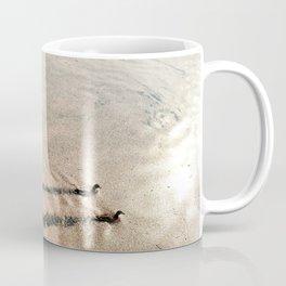 Gliding Through the Petals Coffee Mug