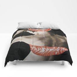 ASPETTA SOLO UN ATTIMO Comforters