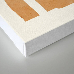 abstract minimal 31 Canvas Print