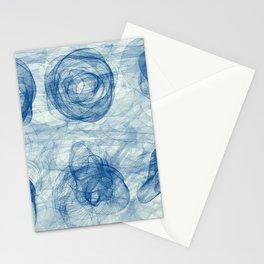 BI Nr1 blue Stationery Cards