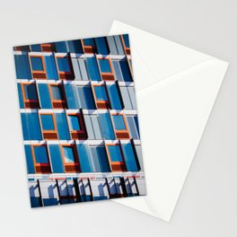 Cubist Stationery Cards