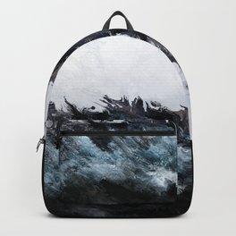 Ocean of Grief Backpack