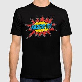 Kazoo It! T-shirt