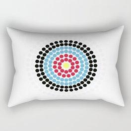 Olympic - Bullseye Rectangular Pillow