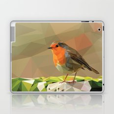 Red Robin Laptop & iPad Skin