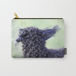 Poodle Ears in Color Carry-All Pouch