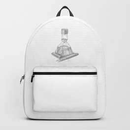Bottled Ink and Fountain Pen Backpack
