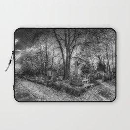 Highgate Cemetery London Laptop Sleeve