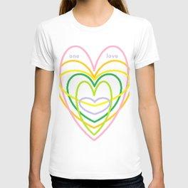 One Love II T-shirt