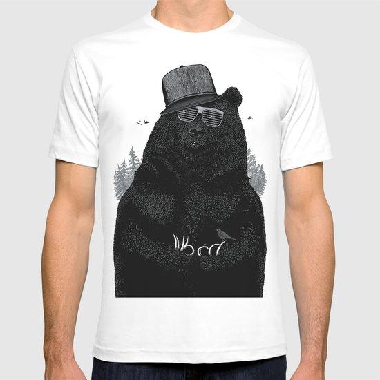 Wood Tang Clan T-shirt