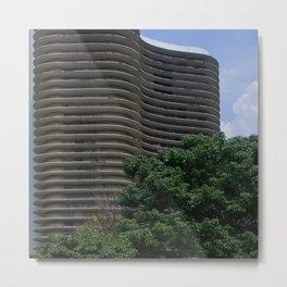 Edificio ON Metal Print