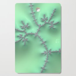Mint and Lavender Cutting Board