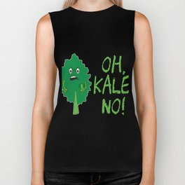 Cabbage lover? Grab this awesome personalized Kale tee. Awesome for green leafy lovers like you! Biker Tank