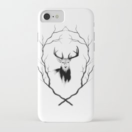 DEER REVISITED iPhone Case