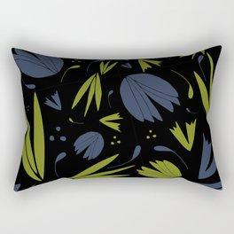 Garden Party II Rectangular Pillow