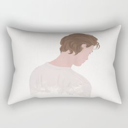 Skam | Even Bech Næsheim #2 Rectangular Pillow
