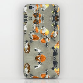Ula space iPhone Skin