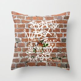 Beat Box Throw Pillow