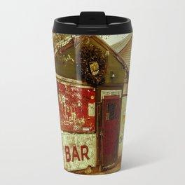 Old Bar In New Orleans Travel Mug
