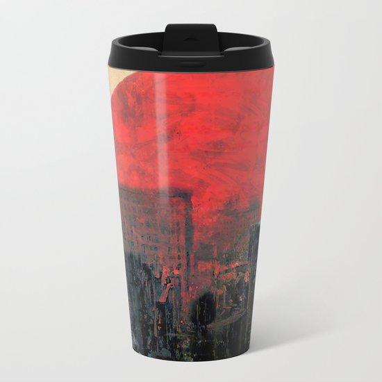 Last Sunshine Metal Travel Mug