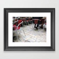 Hotel Amour Paris Framed Art Print