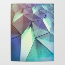 Dark Pastel by Brian Vegas Poster