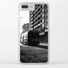 Town & Country - #views series Clear iPhone Case