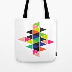 Tri Anagles Tote Bag