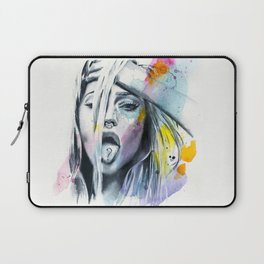 Question everything Laptop Sleeve