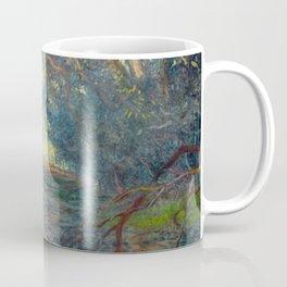Bathers by Gaston La Touche Coffee Mug