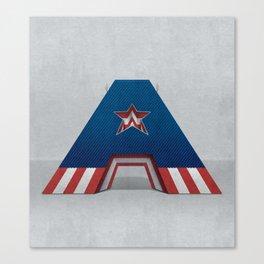 Superbet 'A' Canvas Print