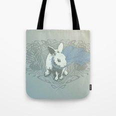 Fearless Creature: Rabz Tote Bag