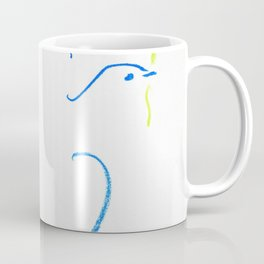 Pablo Picasso - Dove of Peace - Digital Remastered Edition Coffee Mug